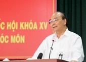 Chủ tịch nước: 'Hóc Môn phải thành quận đô thị sinh thái'