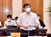 Bộ trưởng Bộ Y tế: Thay đổi phương án chống dịch tại Bắc Giang