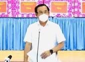 Bí thư TP.HCM: Bình Tân cần chuẩn bị tâm thế sống trong môi trường có COVID