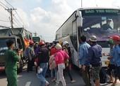 TP.HCM đã đưa 1.300 người về quê ở các tỉnh miền Tây