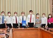 Sở  Y tế TP.HCM có giám đốc và phó giám đốc mới