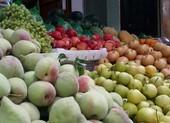 Đào, mận, táo Trung Quốc lại ồ ạt nhập vào Việt Nam