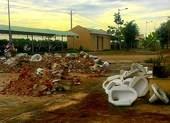 Kiểm tra vụ xây nhà vệ sinh đánh đố bệnh nhân
