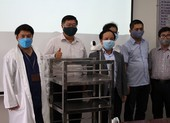Đà Nẵng thử nghiệm robot phục vụ trong khu cách ly