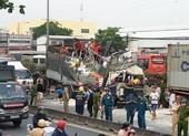 Hai người thoát nạn trong vụ tai nạn thảm khốc ở quận 12