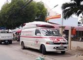 Xe cấp cứu hú còi đòi nợ, cả chung cư tưởng bị cách ly
