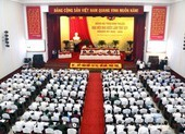 Khai mạc Đại hội đại biểu Đảng bộ tỉnh Bình Thuận lần thứ XIV