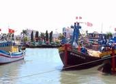 Bình Thuận: Chìm tàu cá, 5 người chết, mất tích