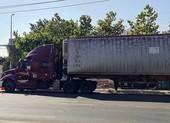 Tài xế đến CSGT Bình Thuận nộp phạt thì bị đưa đi cách ly