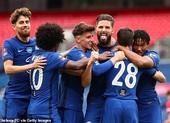 Hạ gục MU, Chelsea vào chung kết FA Cup gặp Arsenal