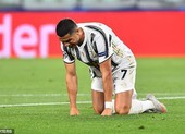 Thông số 'khủng' chứng minh Ronaldo gánh team Juventus ở C1