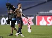 Neymar nguy cơ bị cách ly, cấm dự chung kết Champions League