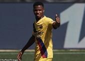 MU chi 153 triệu bảng Anh mua thần đồng của Barcelona