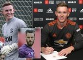 MU chính thức ký hợp đồng với thủ môn tuyển Anh