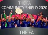 Đánh bại Man. City 2-0, Chelsea đoạt Siêu Cúp Anh