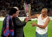 Mourinho: Ronaldo Nazario là cầu thủ hay nhất mà tôi từng thấy