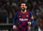 Messi sẽ mất băng đội trưởng Barcelona