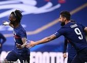 Tuyển Pháp và Ý nhận niềm vui lớn, Đức và Hà Lan sầu