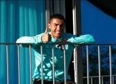 Ronaldo lên tiếng sau khi nhiễm COVID-19