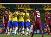 Neymar đi vắng mặt, Brazil vẫn thắng để vượt qua Argentina