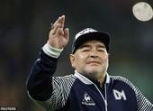 Sốc: Huyền thoại bóng đá Maradona qua đời