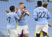 Man City vượt 7 bậc, bay vào Top 4 Premier League