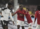 Người hùng Pogba giúp MU trở lại đỉnh Premier League
