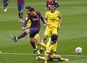 Messi tỏa sáng, Barcelona vẫn không thắng phút cuối