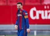 Cách duy nhất để Messi ở lại Barcelona