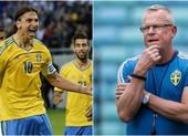 Ibra quay lại tuyển Thụy Điển rồi
