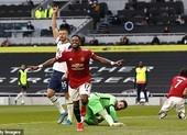 Bùng nổ hiệp 2, MU ngược dòng ngoạn mục hạ Tottenham