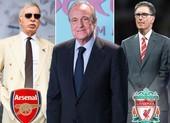 Chính thức thông qua European Super League: Thế giới rúng động