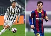 Ronaldo và Messi có thể gặp nhau lần cuối