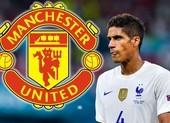 MU đạt thỏa thuận mua Varane với Real Madrid