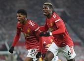 Rashford và các sao MU ra sức thuyết phục Pogba
