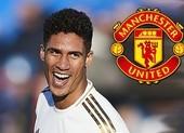 MU và Real Madrid công bố đạt thỏa thuận chuyển nhượng Varane