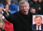 Sir Alex Ferguson bị chỉ trích nặng nề