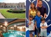 Bên trong lâu đài lộng lẫy 41 triệu bảng của Messi ở PSG
