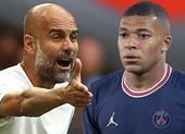 Pep Guardiola lên tiếng về vụ Man City mua Mbappe bằng mọi giá