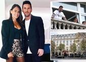 Nơi ở của Lionel Messi bị trộm đột nhập