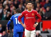 Thông điệp giận dữ của Cristiano Ronaldo
