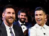 Kết thúc tranh cãi giữa Ronaldo và Messi