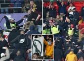 Bạo loạn trên sân Wembley
