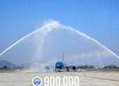 Hàng không Việt cán mốc 900.000 chuyến bay/năm