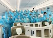 Vietnam Airlines dừng khai thác hàng loạt đường bay quốc tế