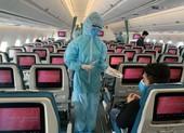 Vietnam Airlines tạm ngưng các chuyến bay quốc tế đến hết 30-4