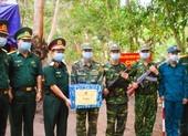 Biên phòng Tây Ninh phải tiếp tục tăng cường chống dịch