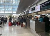 Chuyến bay dài 33 tiếng đưa 340 người từ Mỹ về nước