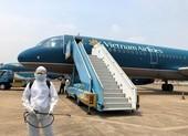 Khoảng 1.700 công dân Việt Nam sắp về nước trên 5 chuyến bay