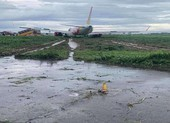 Vụ máy bay trượt khỏi đường băng: Tạm thu bằng lái phi công
